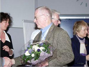 På generalforsamlingen 2009 blev Tom G. Bolwig og Aksel Bertelsen valgt som æresmedlemmer af DPS