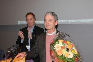 På generalforsamlingen 2011 blev Jes Gerlarch valgt til æresmedlem af DPS